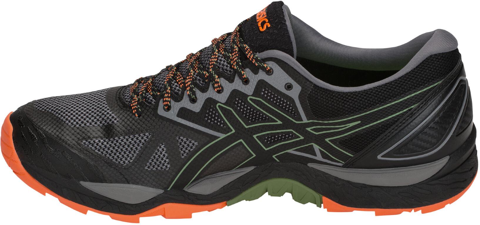 asics Gel-Fujitrabuco 6 G-TX scarpe da corsa Uomo grigio nero su ... f5572d43fa7